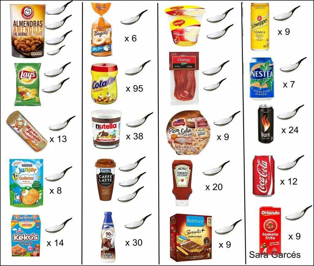 azucar-alimentos